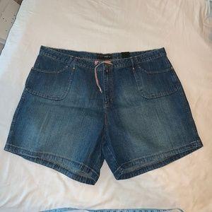 Venezia denim shorts size 28